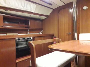 Photographs of Our Dufour 385