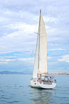 Photographs of Our Oceanis 48