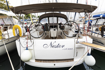 'Nestor' - Sun Odyssey 46.9